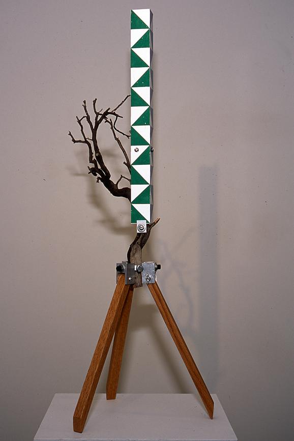Landmark Study #1, a sculpture byThomas Strich